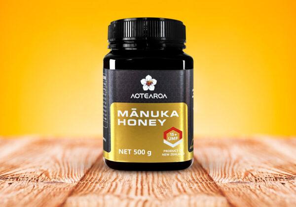 UMF15+500 Manuka Honey