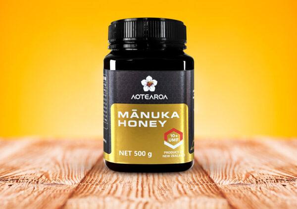 UMF10+500 Manuka Honey
