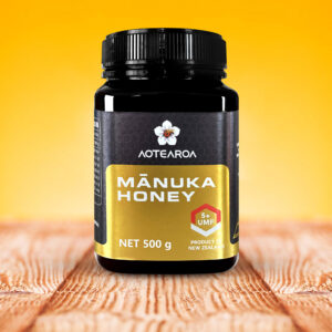 UMF5+500 Manuka Honey