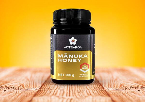 UMF5+500 Manuka Honey